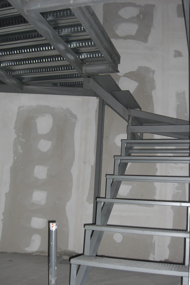Escalera Bar Caballero